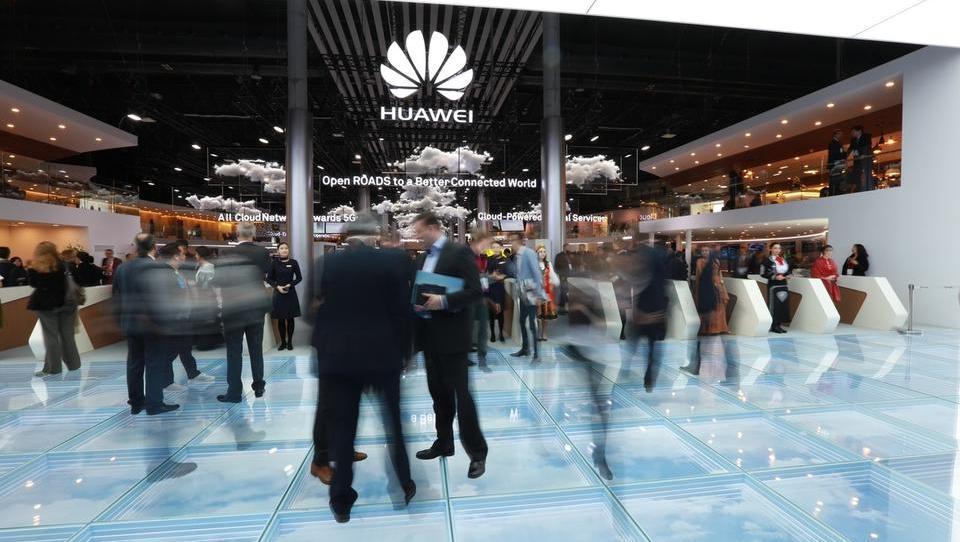 Vojna zahoda proti kitajskemu Huaweiu
