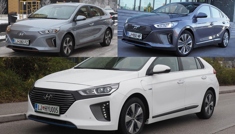 Vprašanje sedanjosti: elektrika, hibrid ali priključni hibrid?