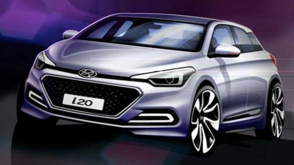 Hyundai kuje križanca in kaže novega i20