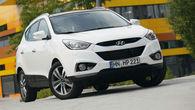 Kozmetično polepšani Hyundai ix35 od 17.790 evrov
