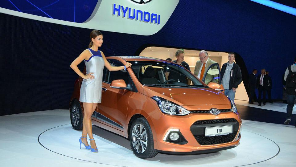 Mali Hyundai i10 zmagovalec izbora Autobest