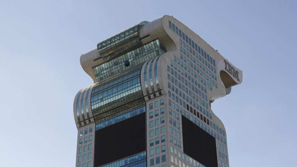 Kitajci na spletni dražbi prodali nebotičnik za 661 milijonov evrov
