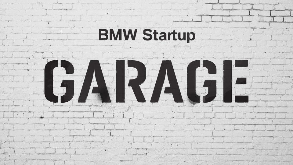 BMW odpira start-up garažo tudi za slovenska podjetja