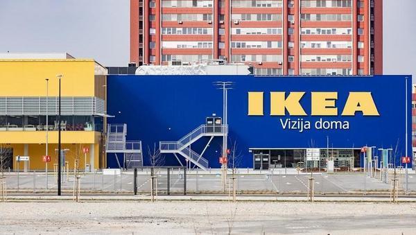 (foto) Tako je videti ljubljanska Ikea, ki se odpira v četrtek. Kakšna bodo pravila za obisk