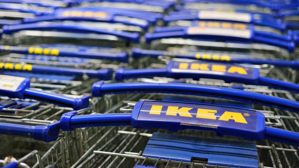Ikea oddala vlogo za gradbeno dovoljenje: koliko je še do odprtja trgovine v BTC?