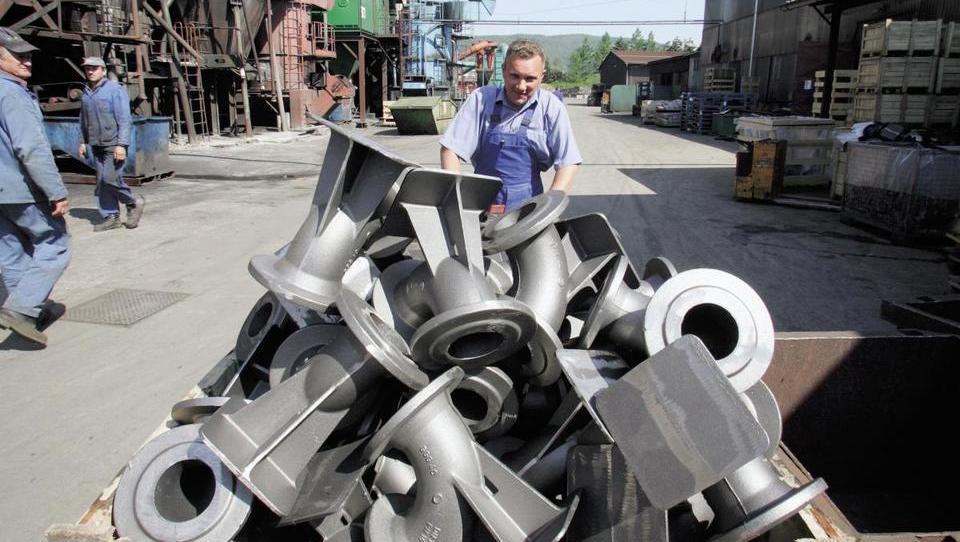 Deutsche Industrie treibt das Wachstum der slowenischen Gießereien voran