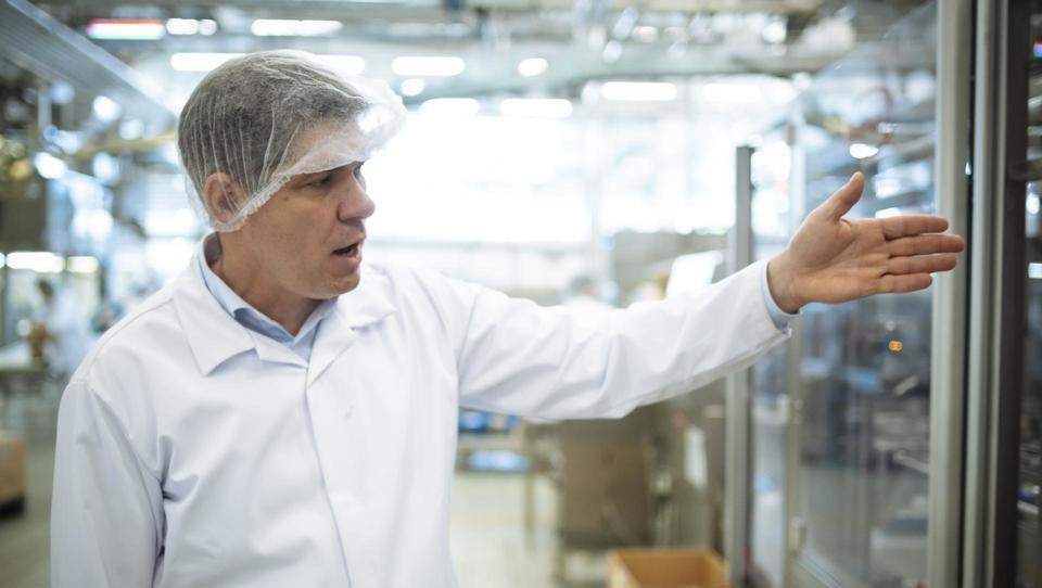 """Slowenischer Speiseeishersteller aus """"der Garage"""", der sich erfolgreich auf dem deutschen Markt der gesunden Lebensmittel vorstellt"""