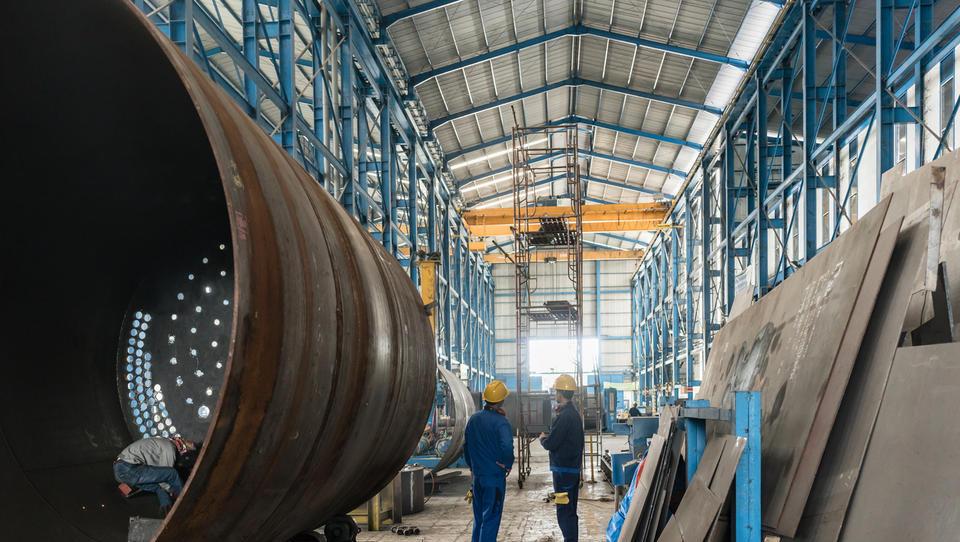 Industrijska proizvodnja v ZDA decembra navzgor