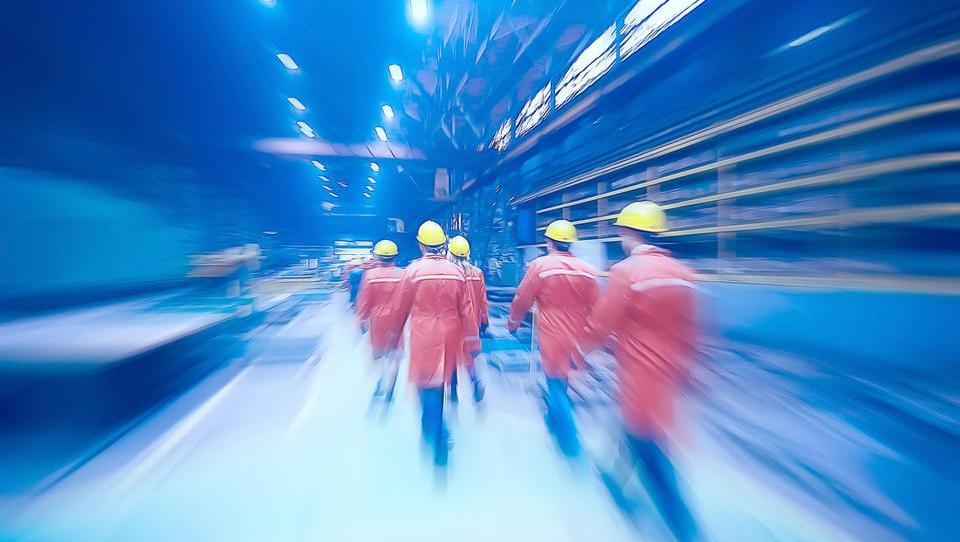 Oktobra več kot 900 tisoč delovno aktivnih v Sloveniji