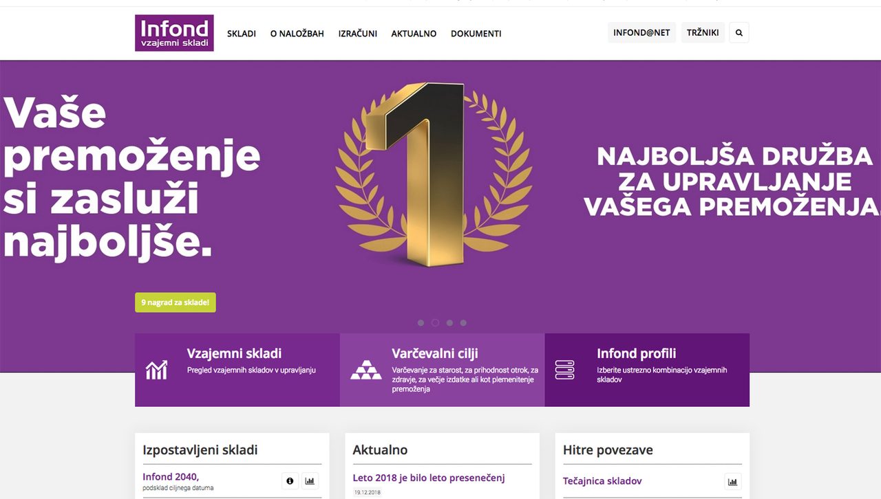 Uradno: Sava Re kupila Infondove sklade