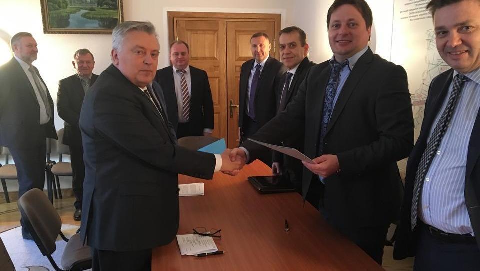 Iskratel bo delal za beloruske železnice