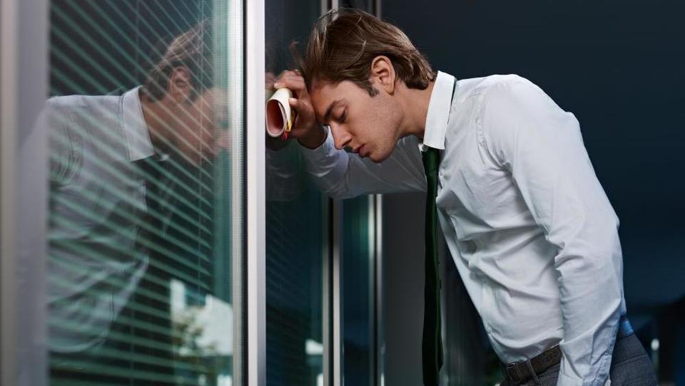 Izgorelost kot sindrom kroničnega stresa