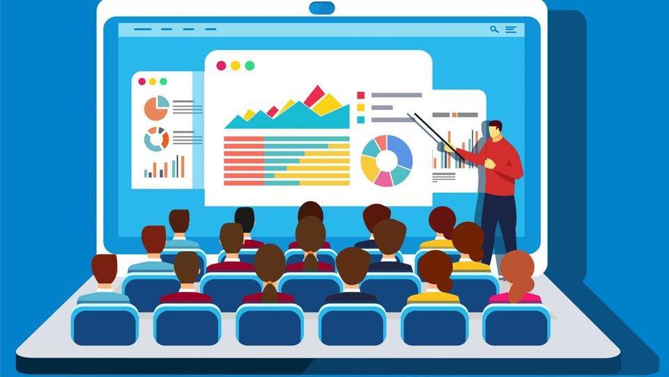Povpraševanje po IKT-izobraževanju raste, posebej po spletnem