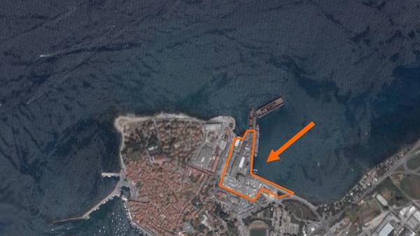 Izolska ladjedelnica in hotel Ocean v roke DUTB