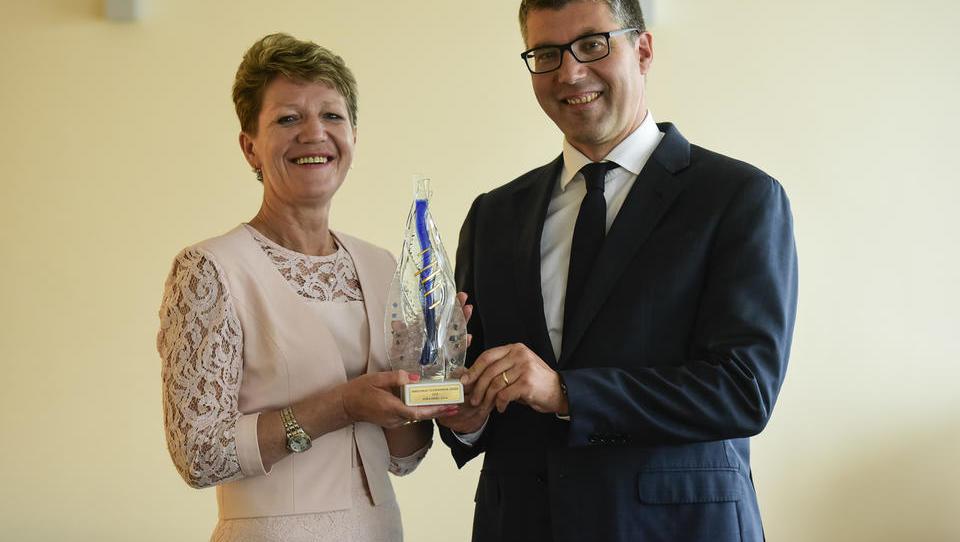 Adrii Mobilu nagrada zmagovalec slovenskega izvoza