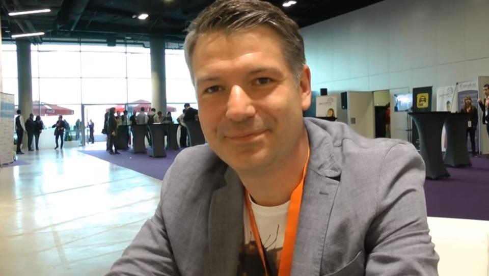 Jaka Levstek, D. Labs: London nervozno utripa tudi med start-upi