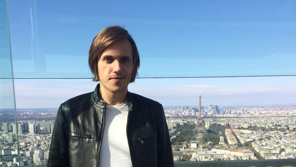 Slovenec v Londonu soustanovil start-up, ki bo 'spremenil način interakcije z napravami'