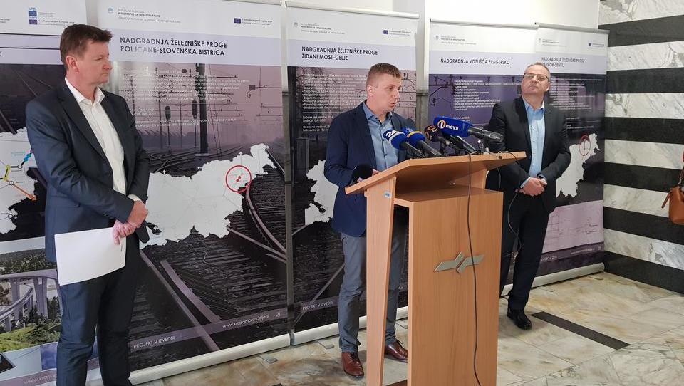 Na infrastrukturi Slovenskih železnic načrtujejo za 700 milijonov evrov naložb