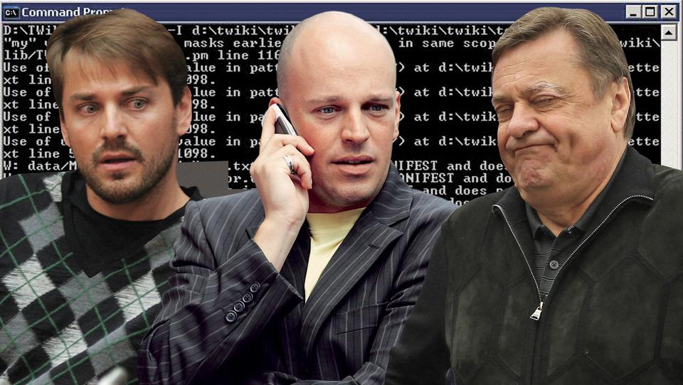 Nove težave sinov župana Jankovića. Bosta še ob računalnike?