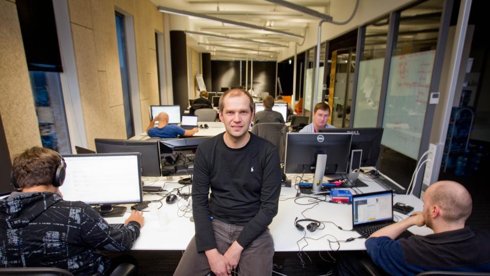 Kako je Skype v Estoniji dobil mlade