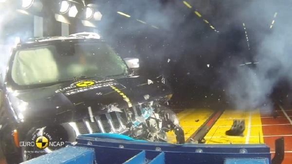 (video) Pet zvezdic za Jeepovega odpadnika in električnega Audija