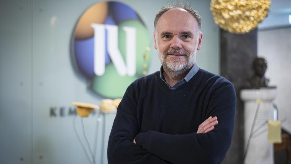 Slovenci razvijajo cepivo: Roman Jerala in Kemijski inštitut s hitrejšo in cenejšo tehnologijo