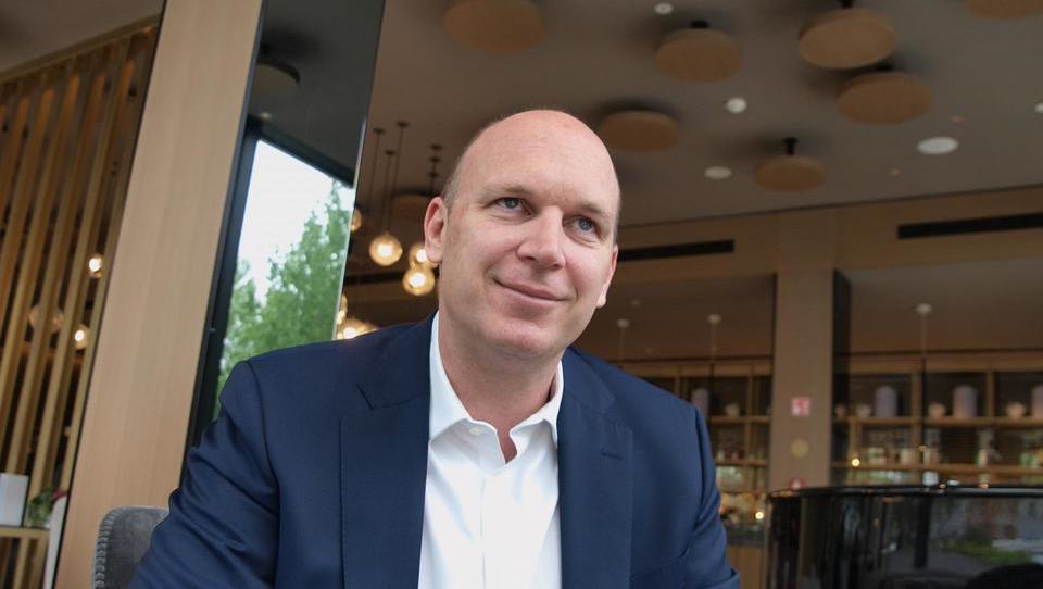 (Intervju) Adrian Ježina, Telemach: Naložbo v 5G bo zelo težko zapreti