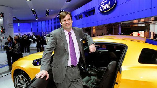 Ali Ford ve, kdaj Janezek prekorači hitrost?