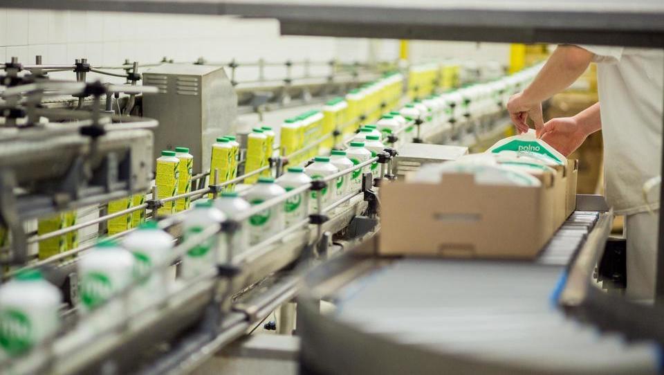 Ljubljanske mlekarne: za dva milijona evrov naložb v okolje