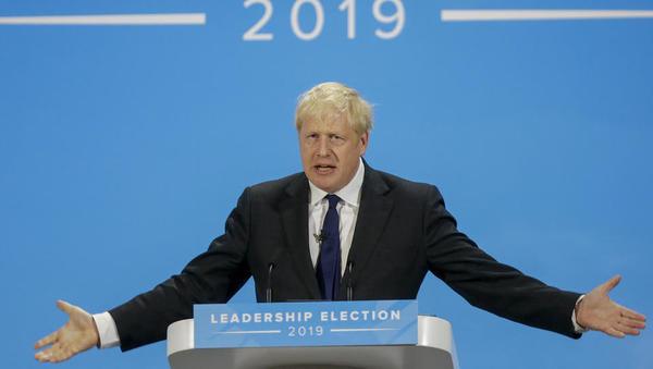 Kdo je Boris Johnson, ki velja za verjetnega novega britanskega premiera