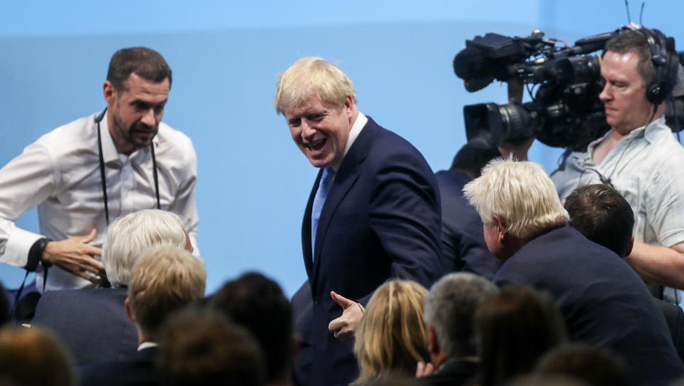 Boris Johnson je novi britanski premier