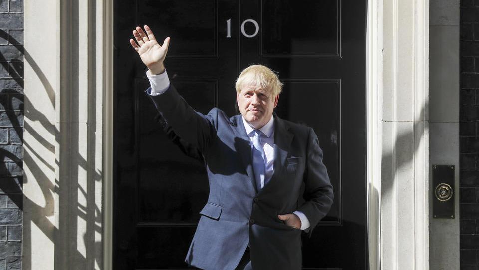 Boris Johnson parlamentu: Ta vlada nikoli ne bo zaprosila za vnovičen odlog brexita