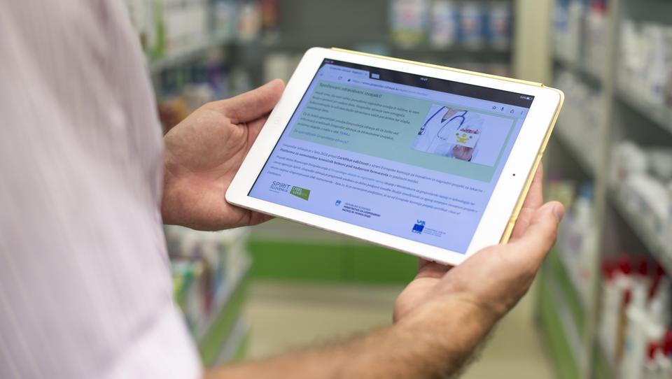 S subvencijo pospešeno razvijajo inovacijo za spremljanje zdravja
