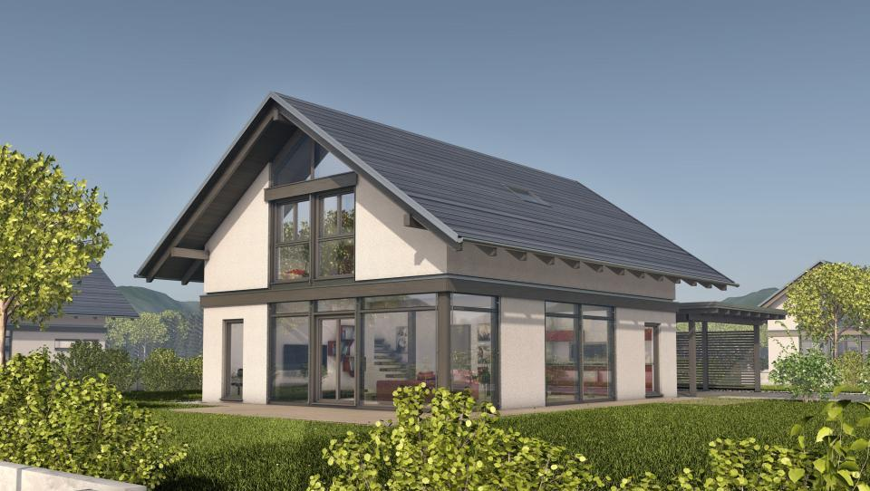 Kager bo predstavil vse koncepte leseno-steklenih hiš