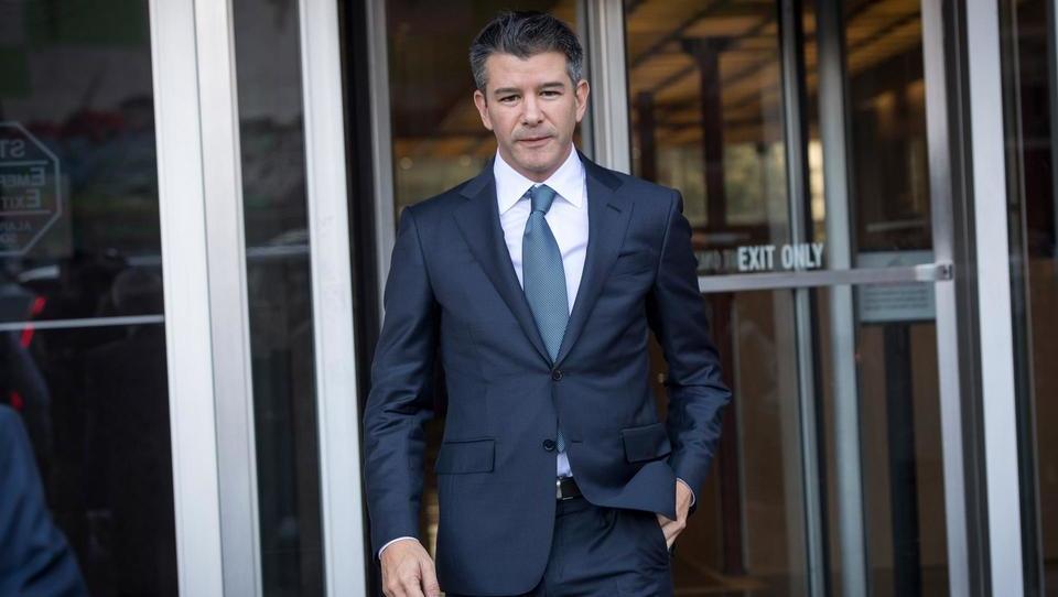 Odslovljeni šef Uberja investira v prenovo nasedlih nepremičnin
