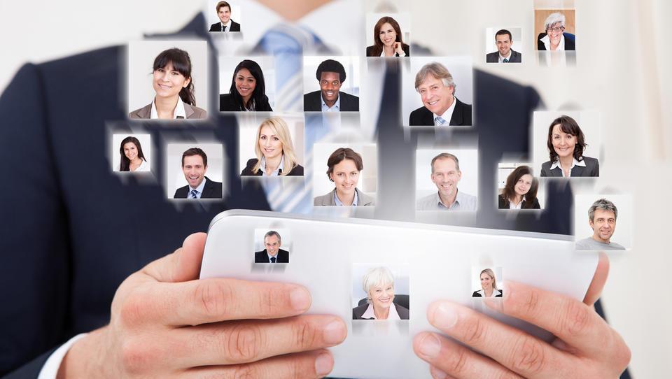 Dobre kadre iščite na družbenih omrežjih