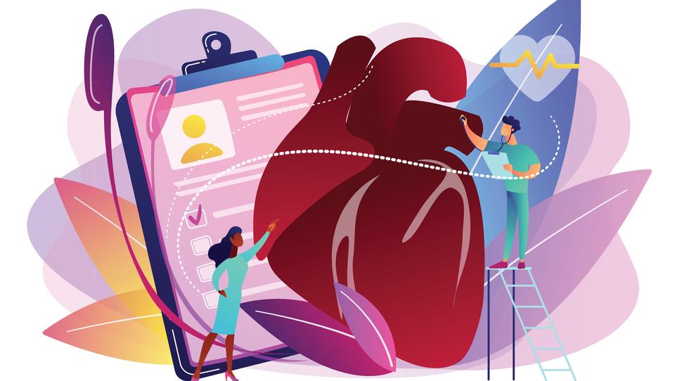 Kako si lahko kardiolog in družinski zdravnik pomagata in sodelujeta