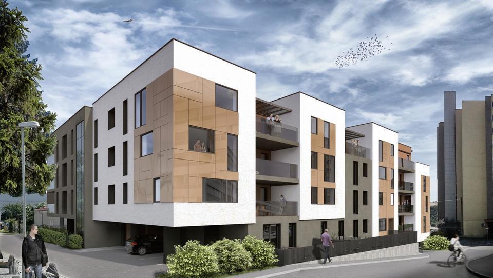 (Nepremičnina tedna) Novo stanovanje z lastnim dvigalom v središču Maribora