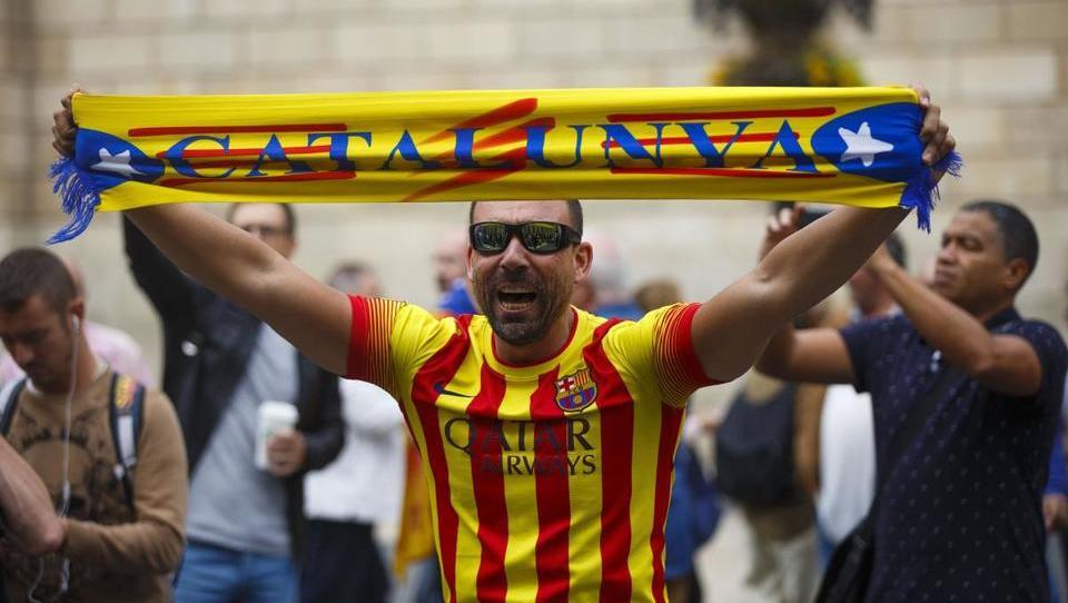 Katalonci na poti k neodvisnosti