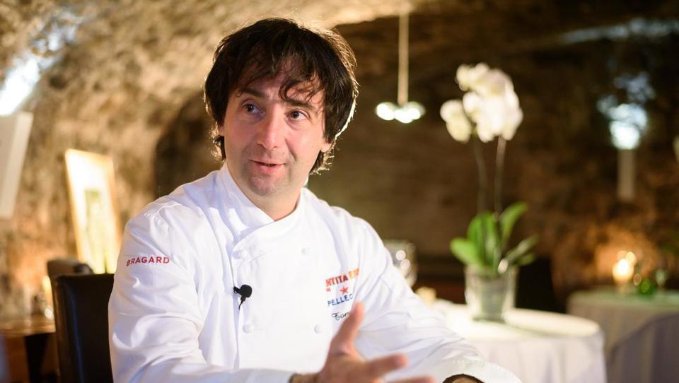 Tomaž Kavčič: Med kuharji je preveč zvezdništva