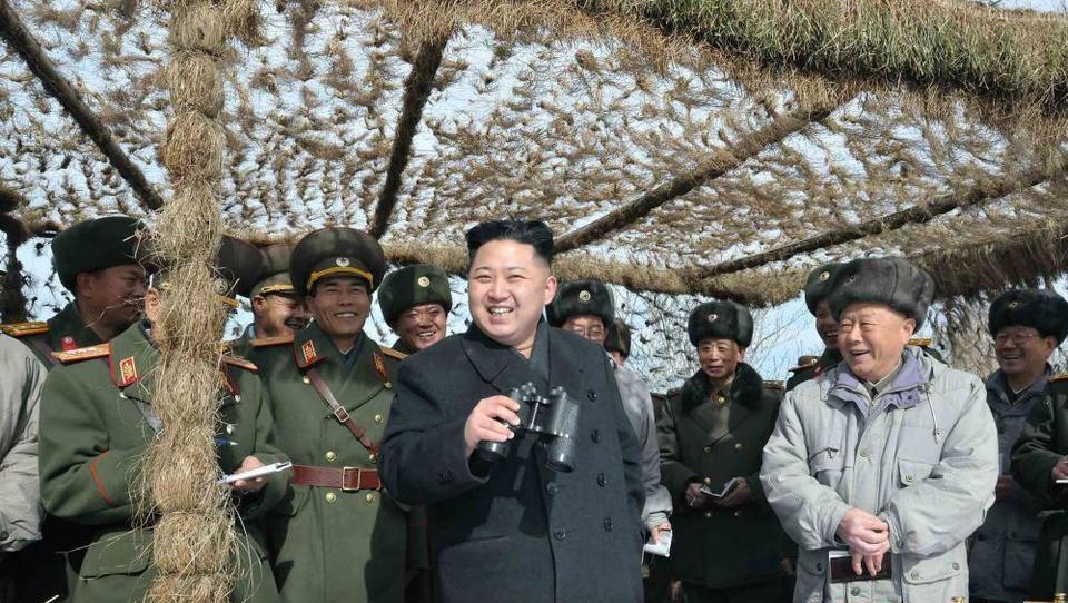 Poročilo ZN: Pjongjang nadaljuje jedrski program