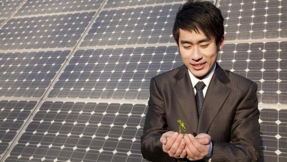 Kitajska načrtuje velike naložbe v obnovljive vire energije