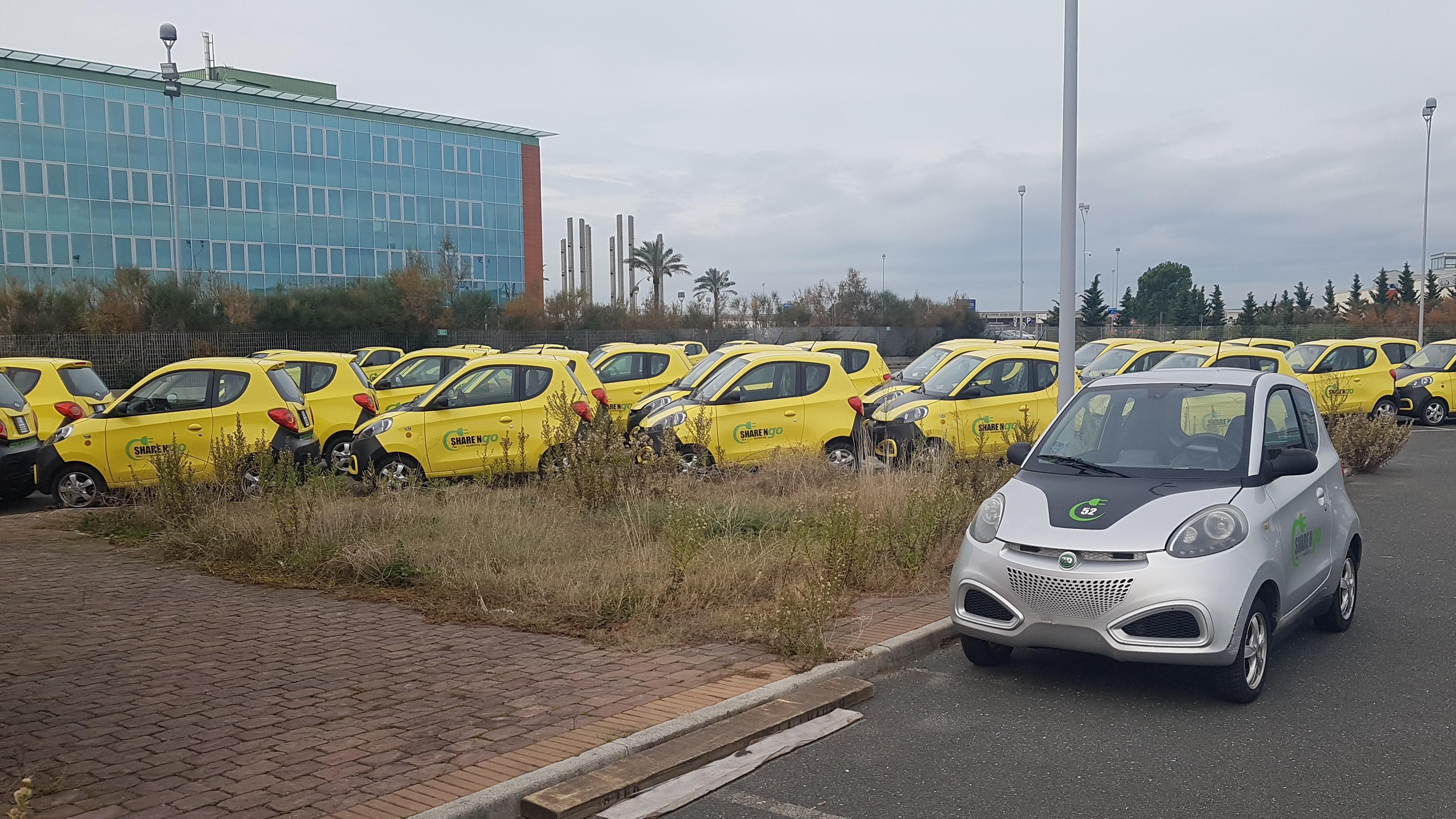 V Ljubljani kmalu še en ponudnik souporabe e-avtov, v Sloveniji kitajski e-avti