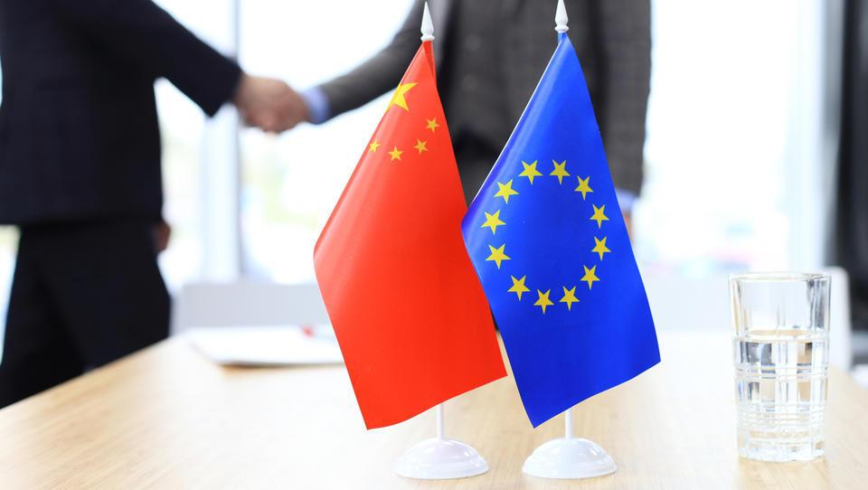 Koliko Evrope so že pokupili Kitajci?