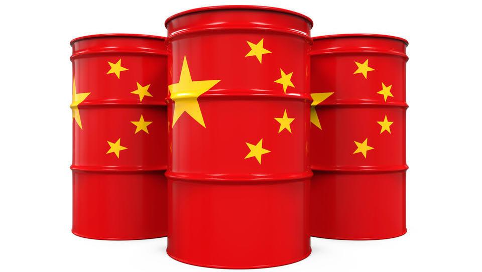 Kitajska se je spustila v tekmo na trgu z nafto
