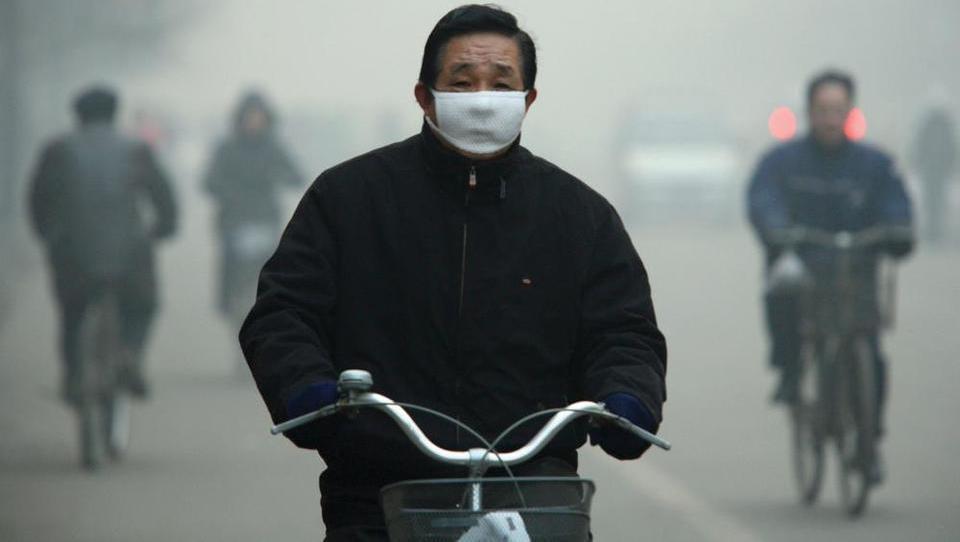 Študija: Kitajska zmaguje v boju proti smogu