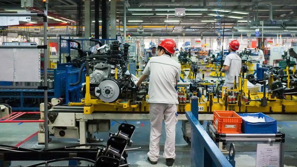 Industrija 4.0 bo dala pospešek vračanju proizvodnje v Evropo