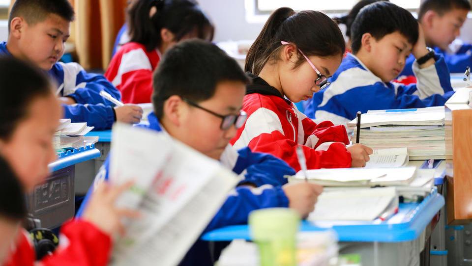 Kitajski šolarji najbolj pismeni na svetu, slovenski ostajajo nadpovprečni