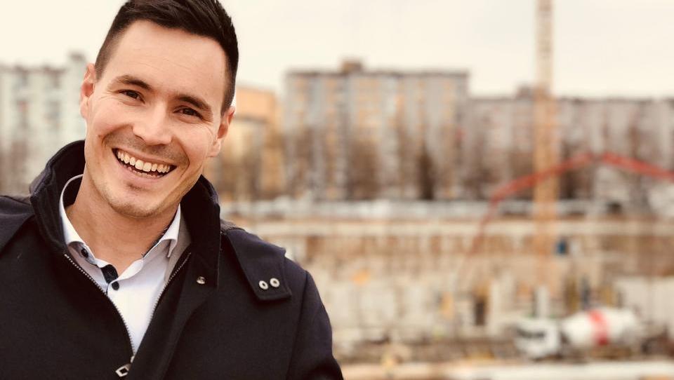 (intervju) Andrej Klančar: Povprečnosti ne maram. V njej je največ konkurence.