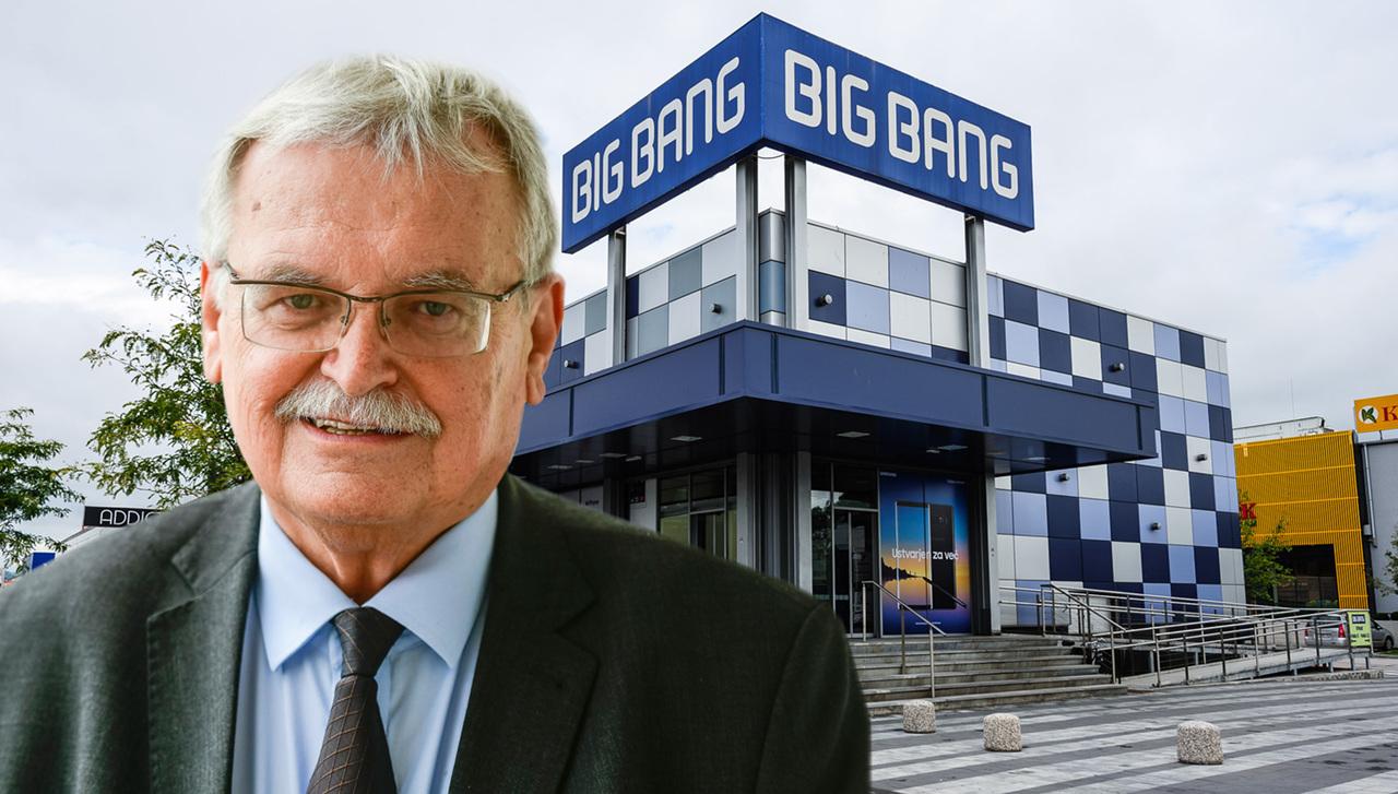 Neuradno: Darko Klarič za Big Bang odštel skoraj 19 milijonov evrov!